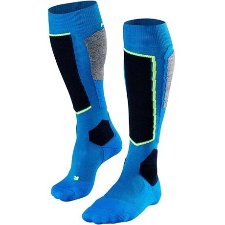 FALKE SK2 Wool Men Iron Blue (#396893) 44-45