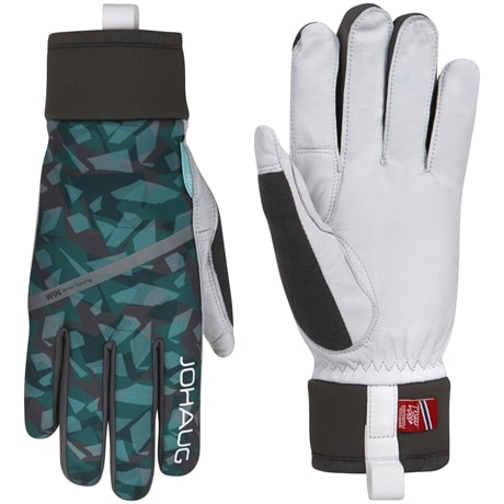 Johaug WIN Thermo Racing Glove TEAL (#027C8B) 7