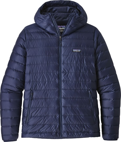 8df89a26 kjøpe patagonia down sweater hoody ms navy blue ramble red fra hekta på tur