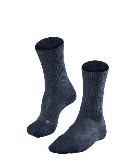 FALKE TK2 Wool Men Blå (#4E5568) 46-48
