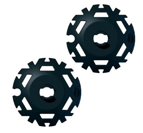 TSL Outdoor Trinsesett ø95 mm Push & Pull system