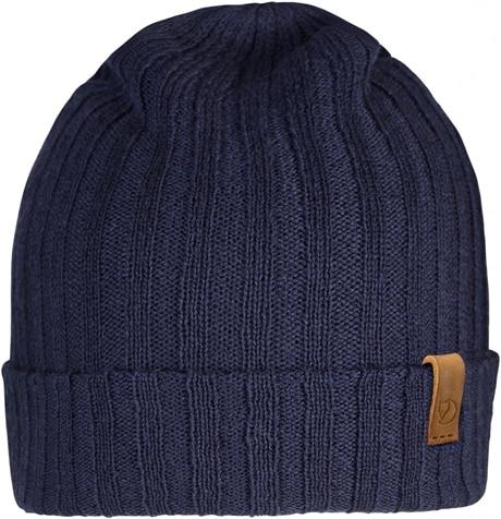 5f153e37 Fjällräven Byron Hat Thin ribbestrikket lue på nett   Hekta På Tur