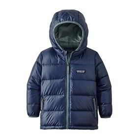 3c079cd6 Patagonia Baby Hi-Loft Down Sweater Hoody, dunjakke til barn på nett ...