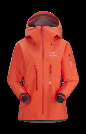 Arc'teryx Alpha SV Jacket Women's Aurora
