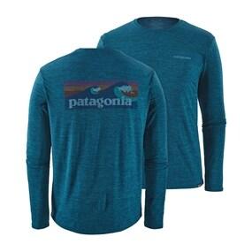 452c4887 Patagonia Cap Cool Daily Graphic Shirt Long Sleeve
