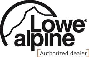 Lowe Alpine_Authorized dealer logo