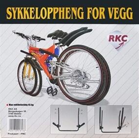 G Max Sykkeloppheng for vegg