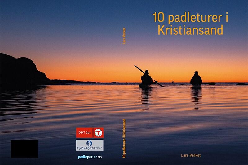 10 padleturer i Kristiansand + kart
