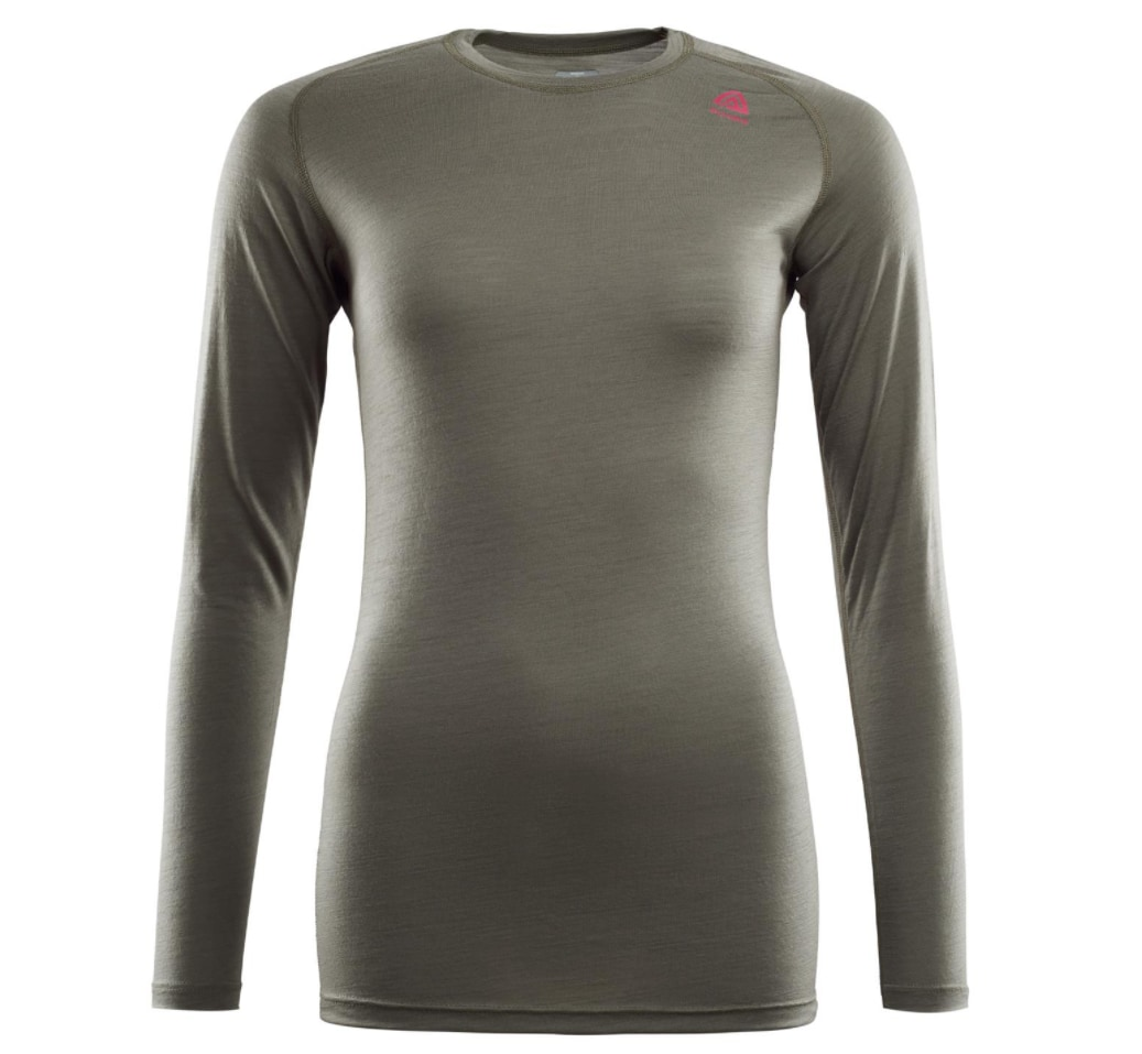 Aclima LightWool Crew Neck, Dame