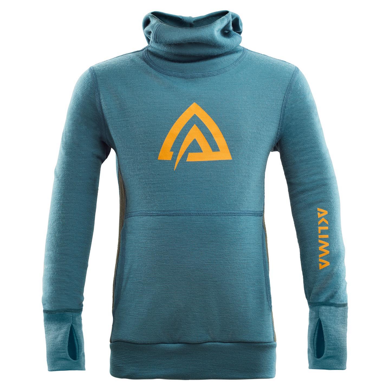 Aclima WarmWool Hood Sweater, Barn