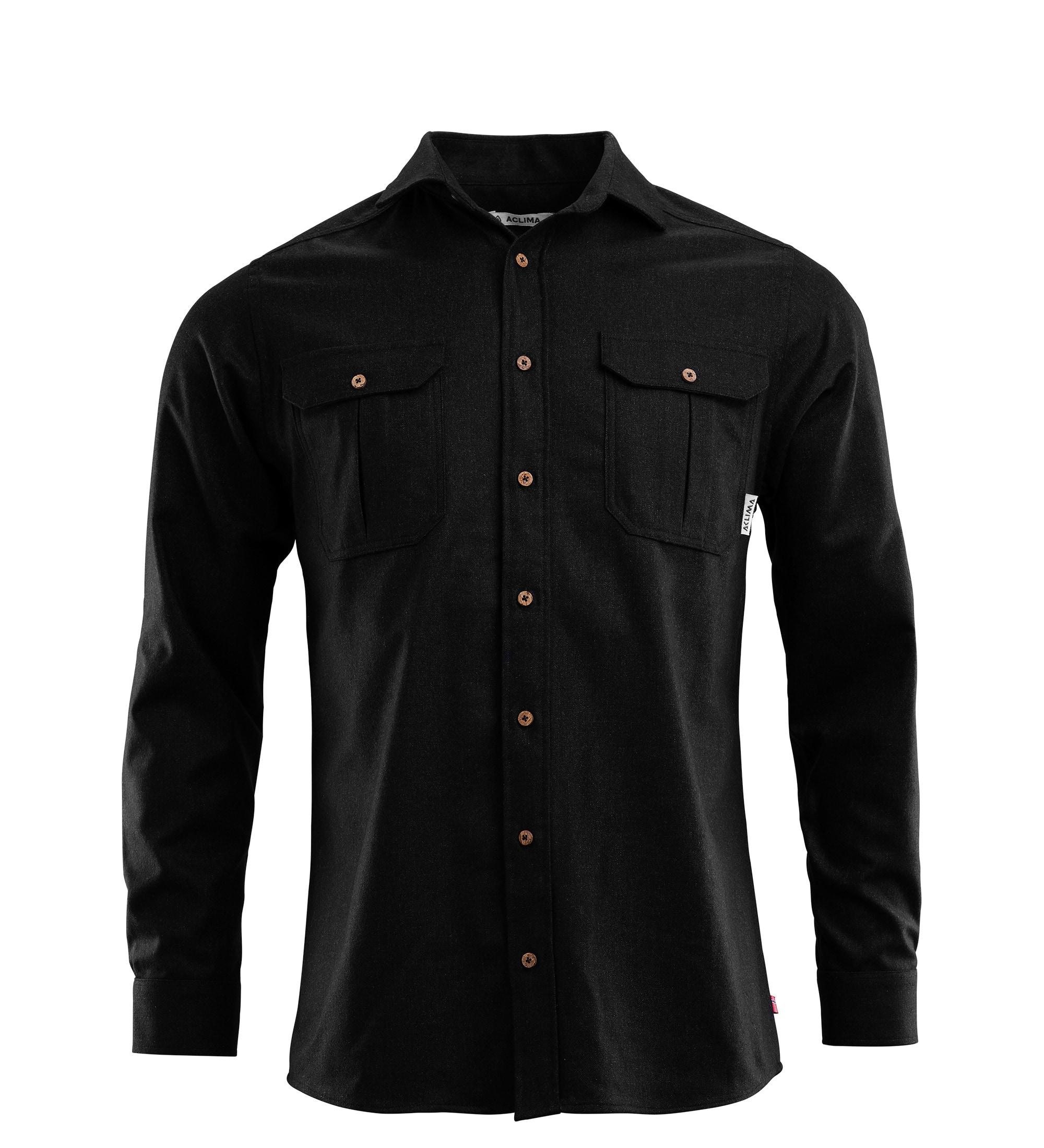 Aclima LeisureWool Reborn Wool Shirt M's