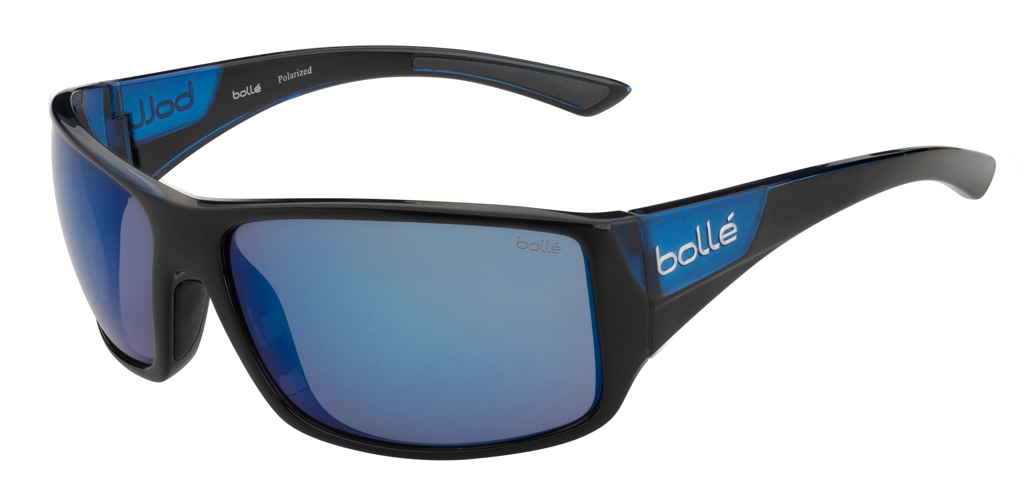 Bolle Tigersnake, Matte Black/Blue (L)
