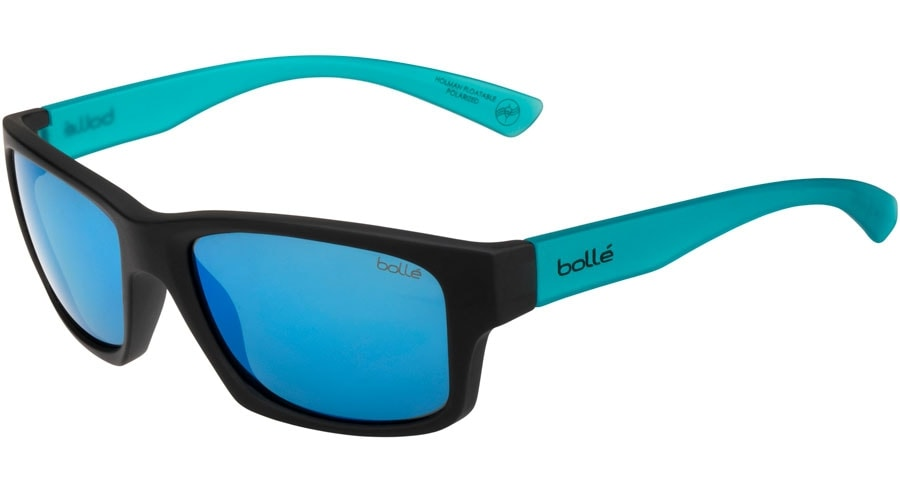 Bolle Holman Floatable, Matte Black/Blue