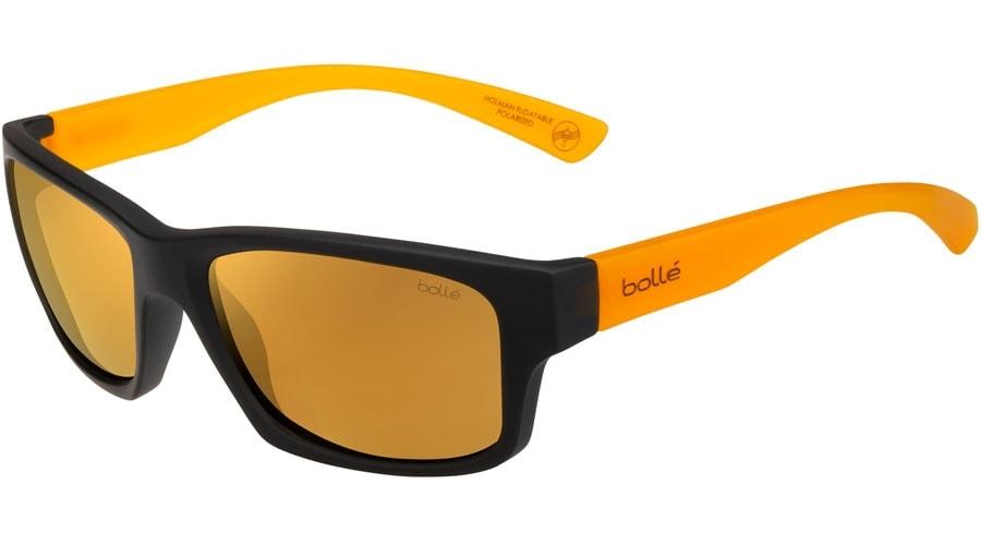 Bolle Holman Floatable, Matte Black/Honey