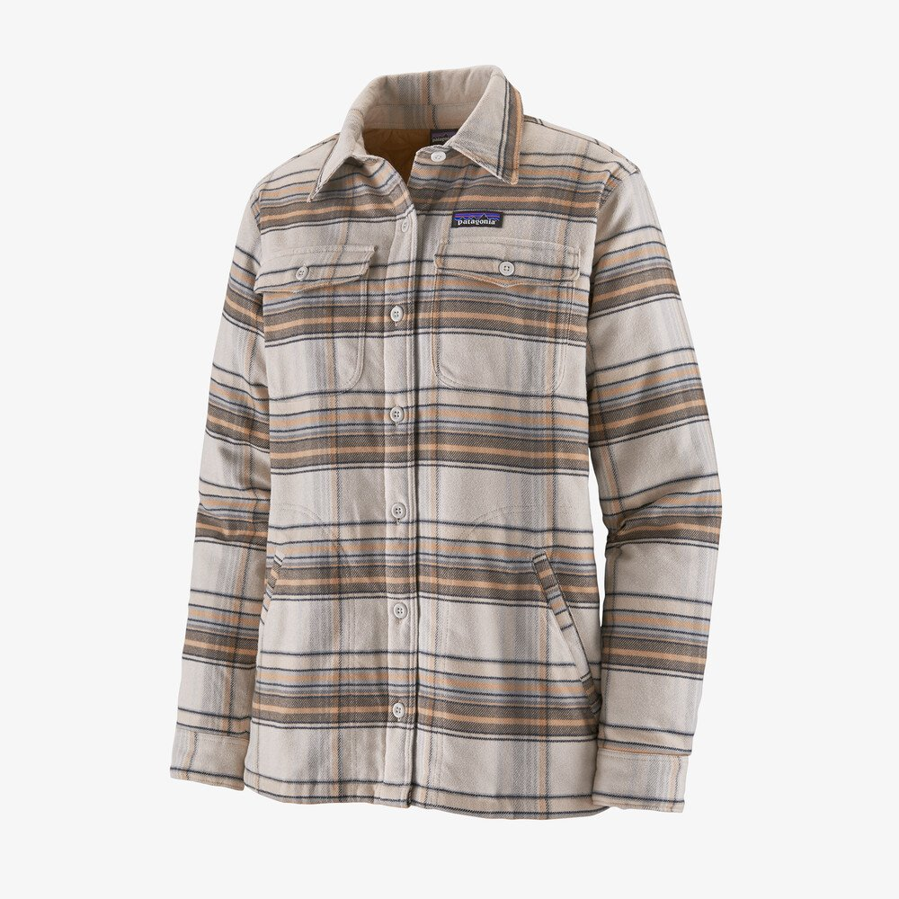 Patagonia Insulated Fjord Flannel Jkt W's