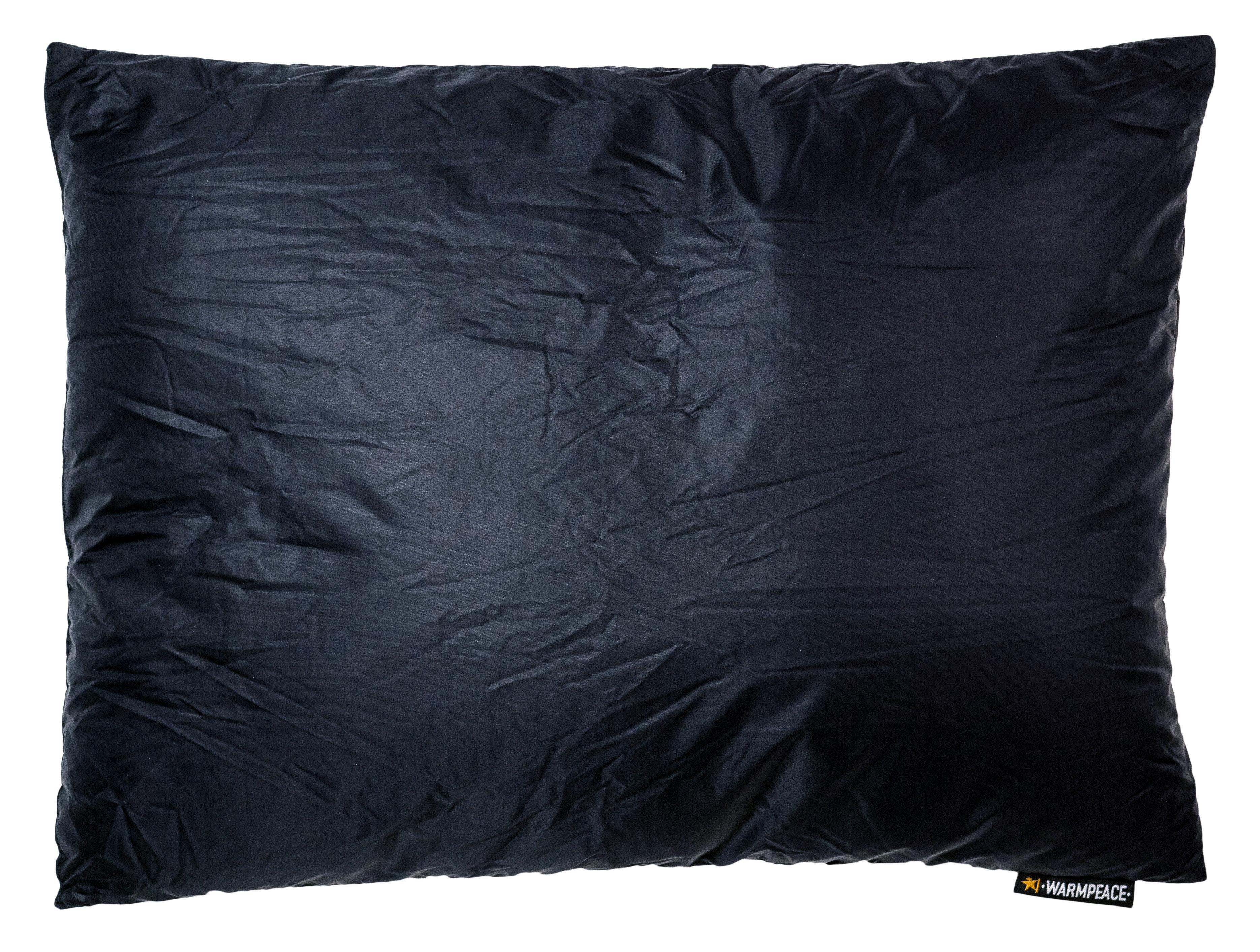 Warmpeace, Down Pillow, Navy