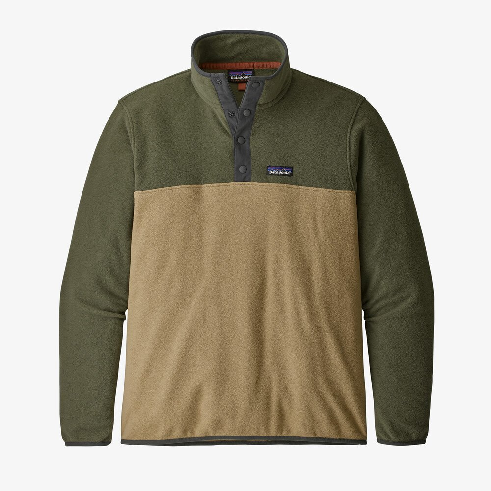 Patagonia M's Micro D Snap-T Pullover