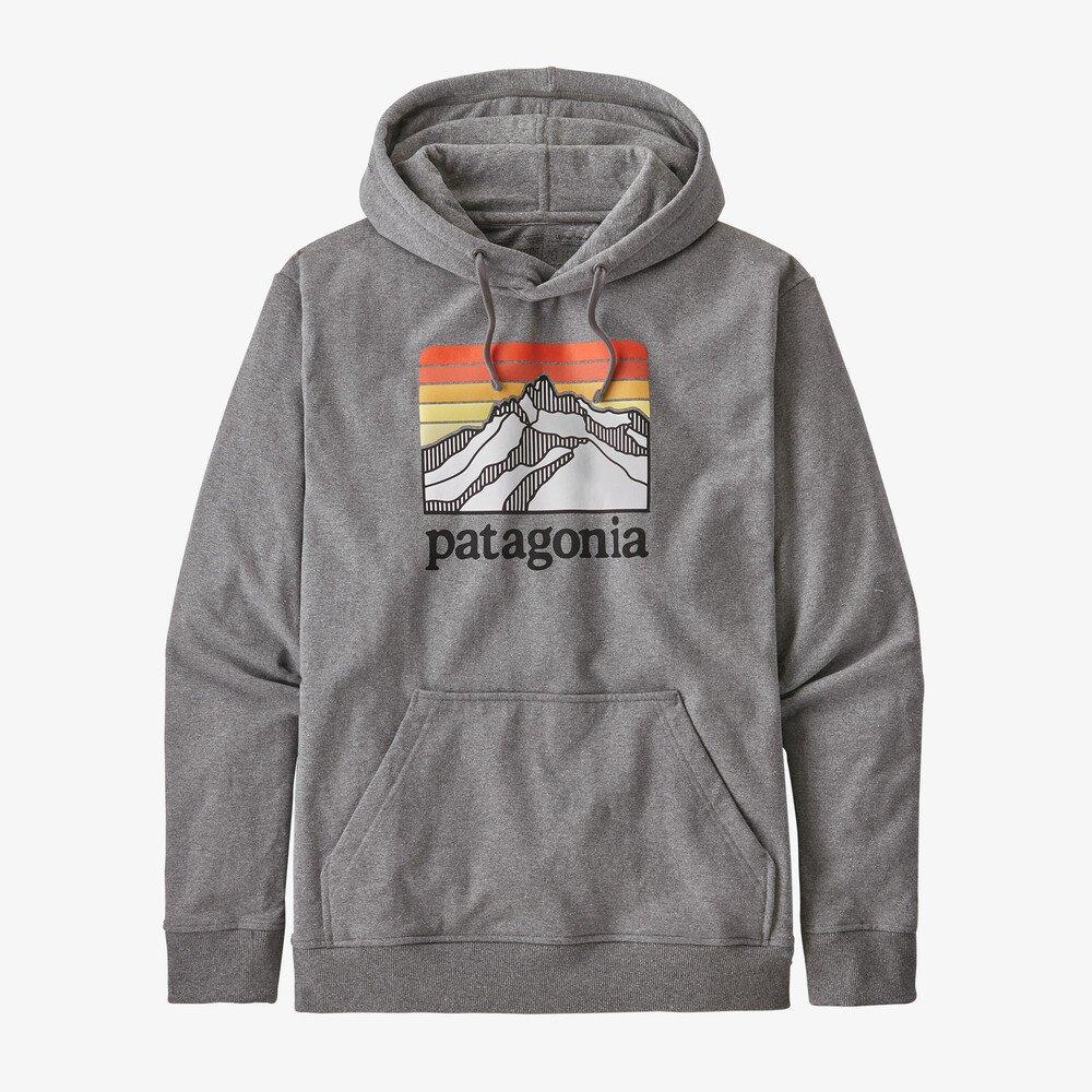 Patagonia Line Logo Ridge Uprisal Hoody M's