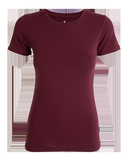Tufte Womens Crew Neck T-shirt