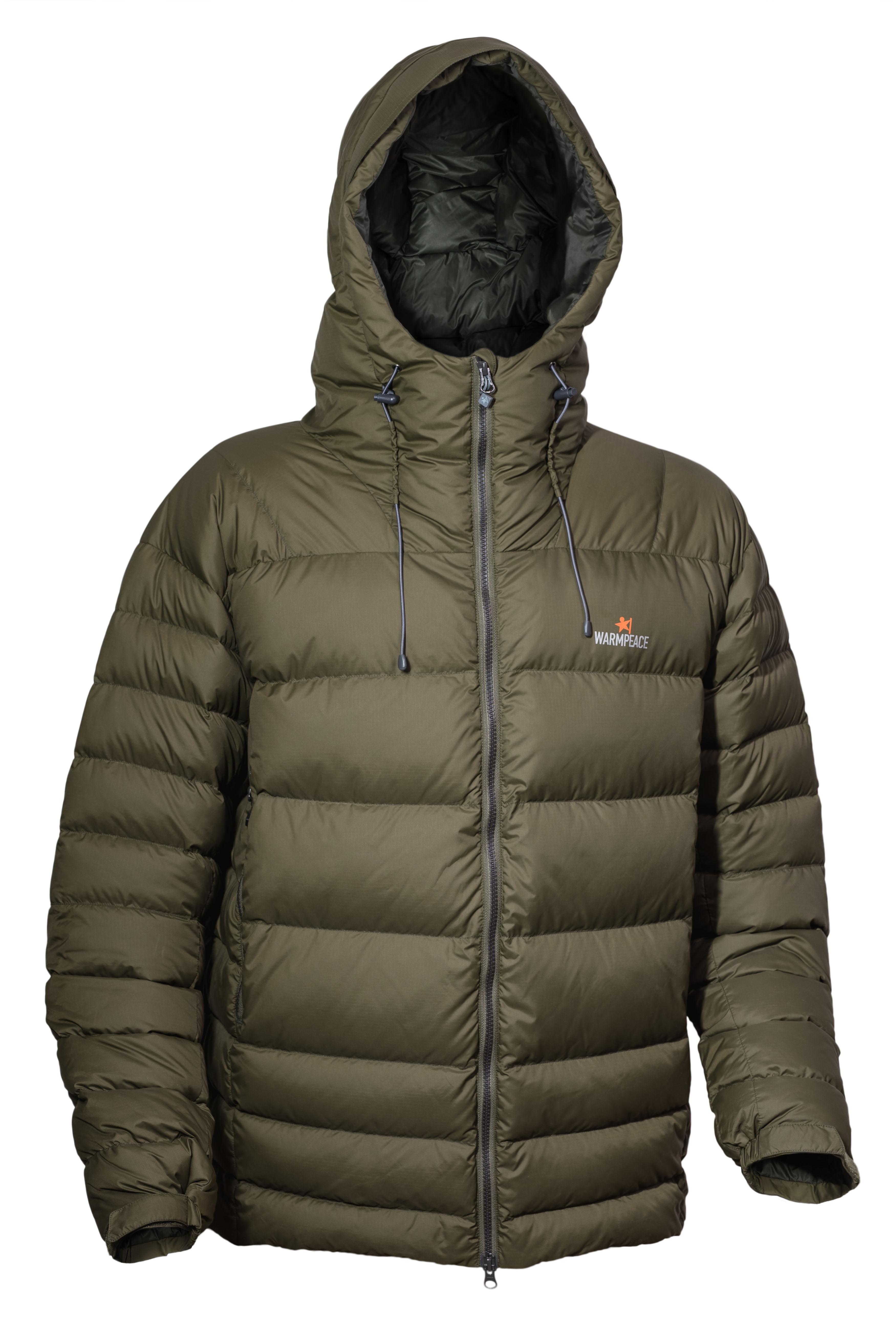 4377 Alaskan jacket olive green-olive