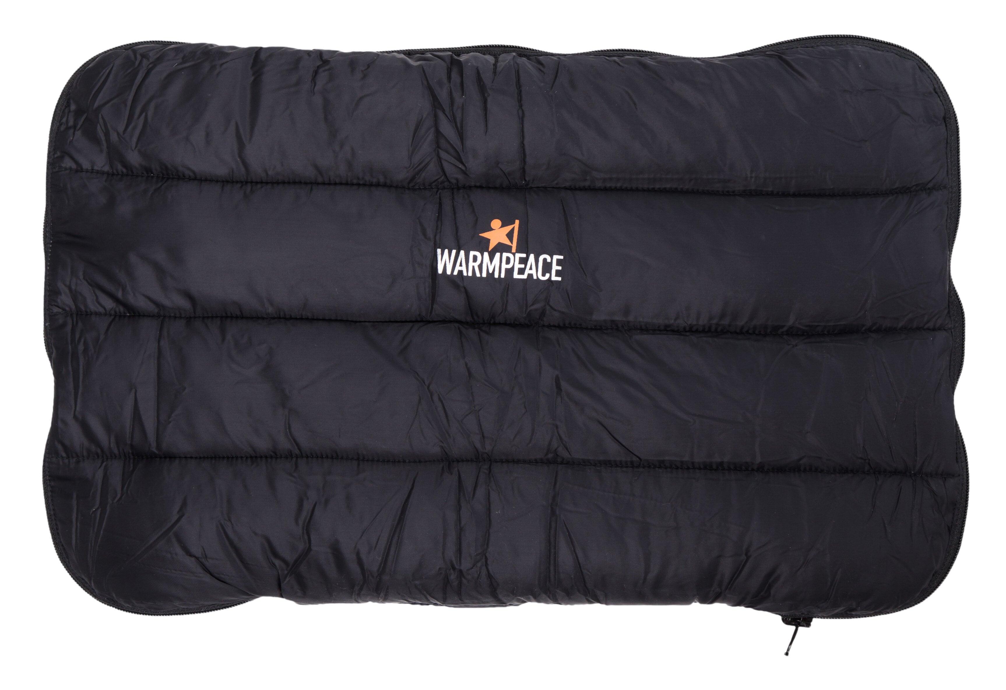 Warmpeace, Down Pillow ZIP