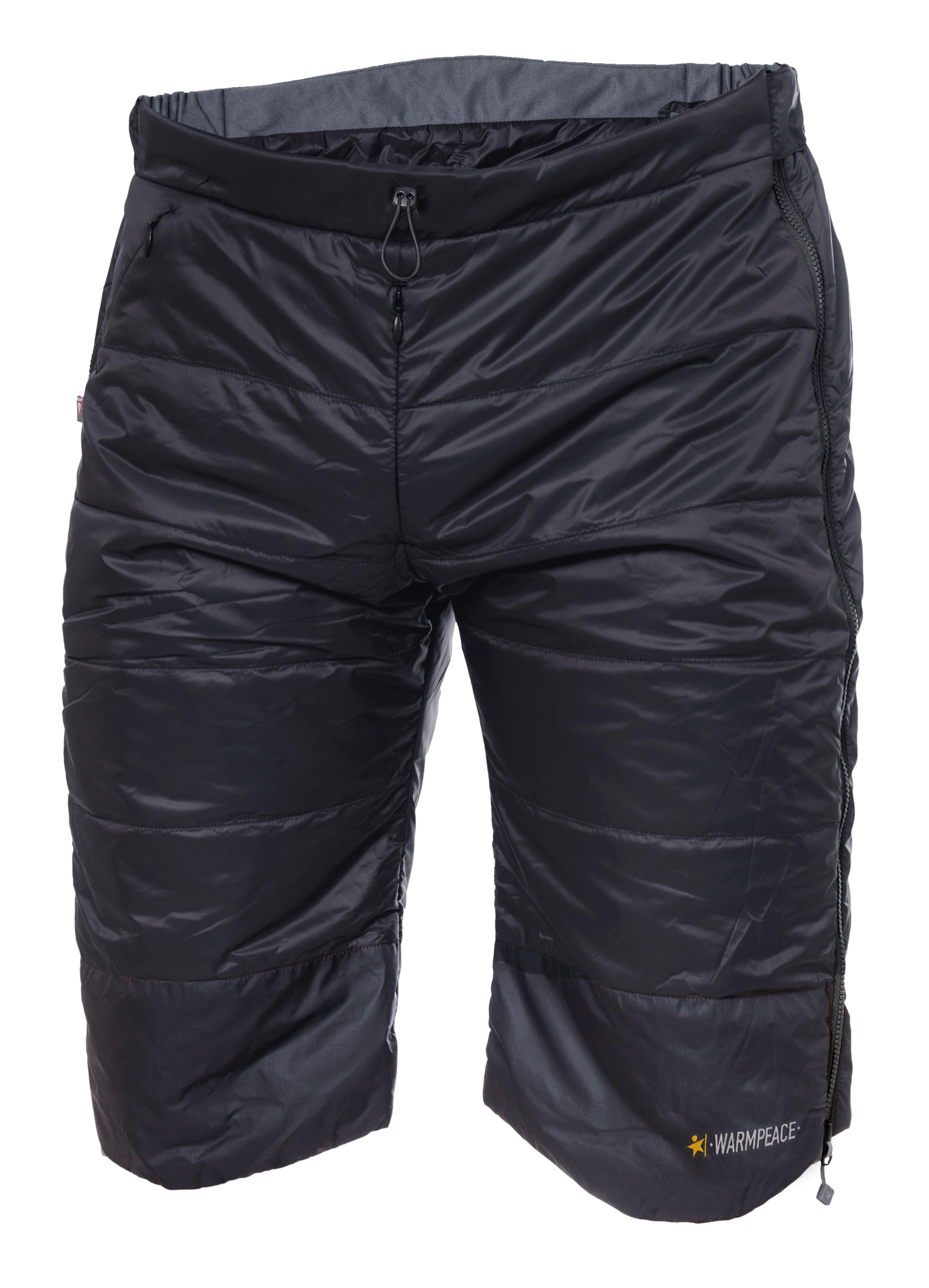 4406 Rond shorts black-dark grey