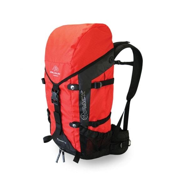 Fjellpulken Xpack Tursekk 25 l, Rød