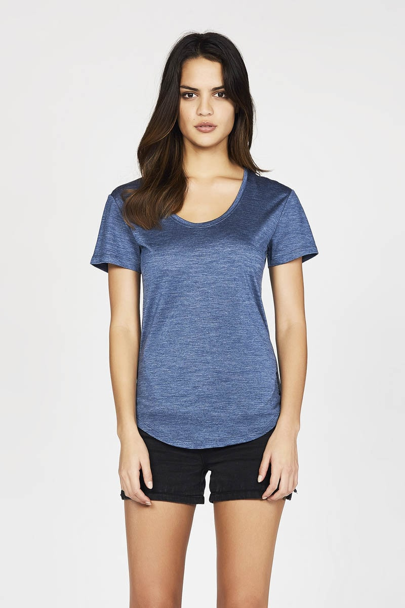 Mons Royale Estelle Relaxed Tee W's