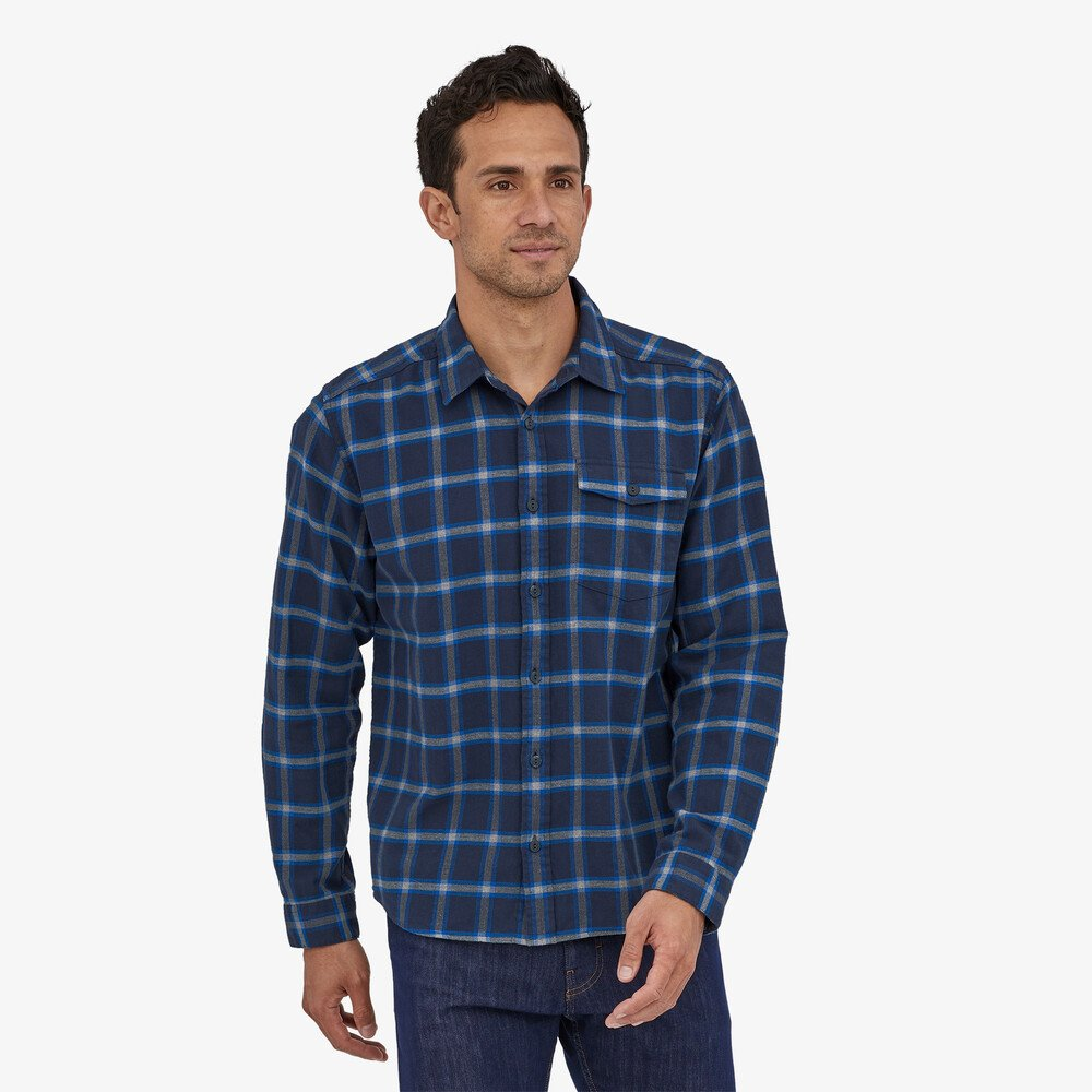 Patagonia LW Fjord Flannel Shirt M's