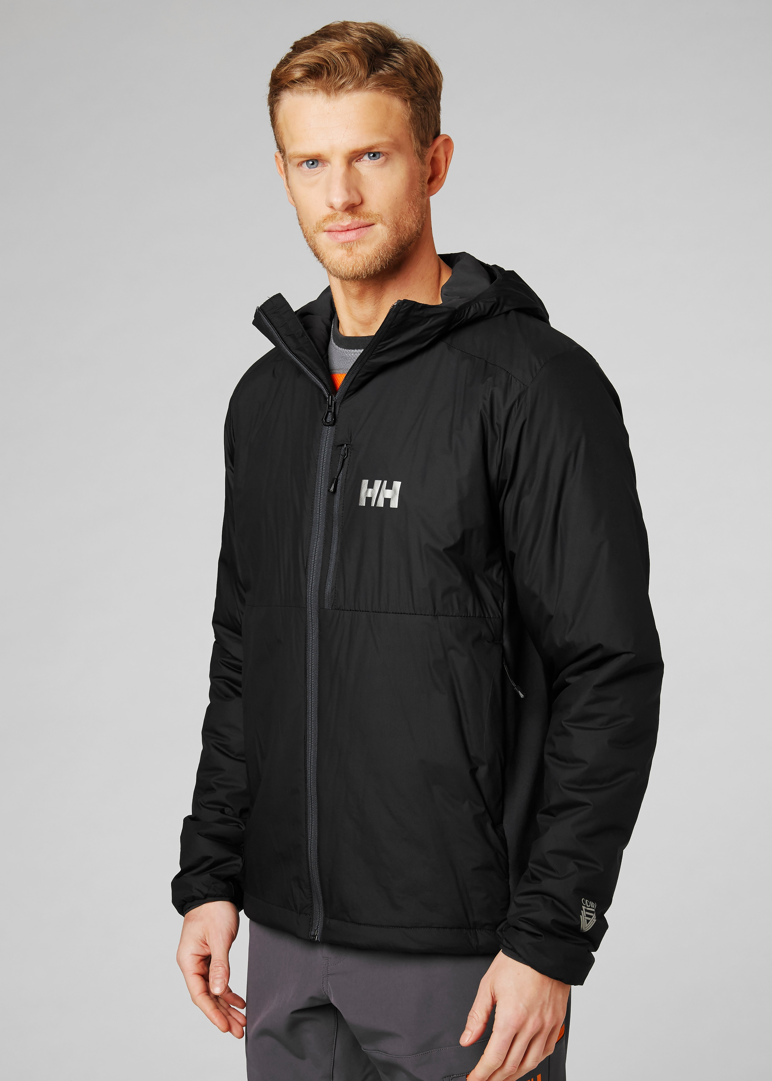 Odin Stretch Hooded Light Insulator Jacket | Lett Jakke | HH NO