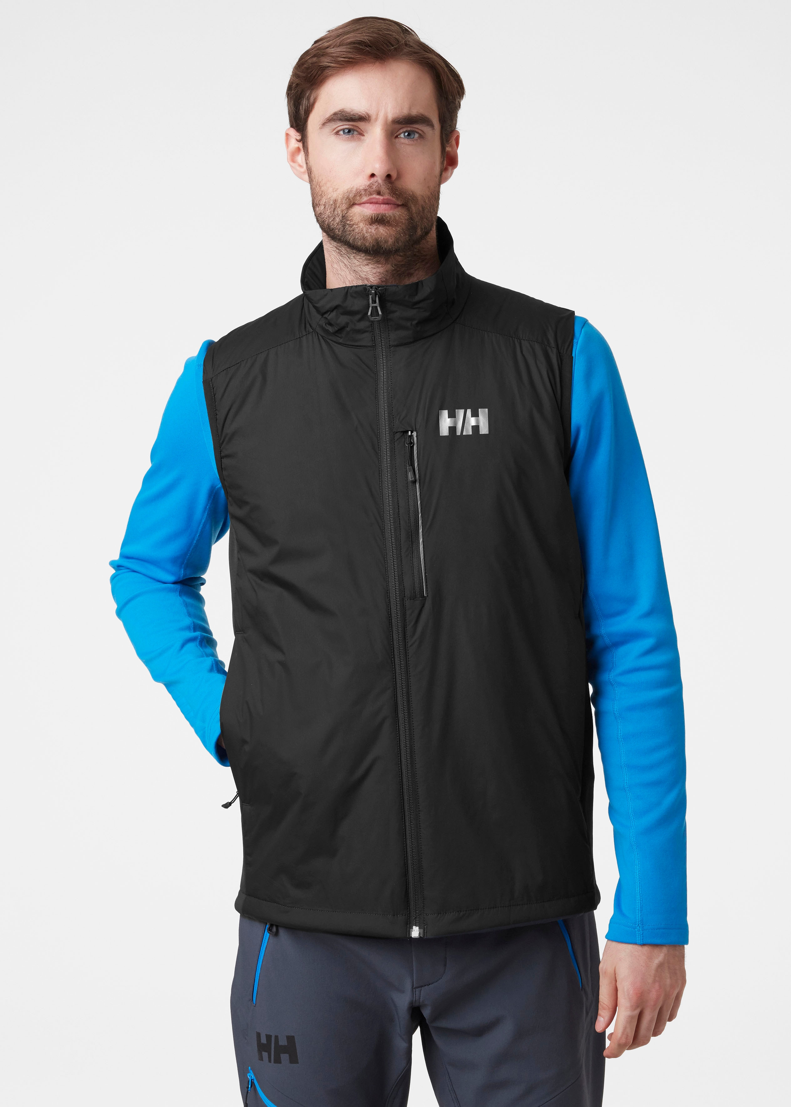 Helly Hansen Odin stretch light insulator vest, herre