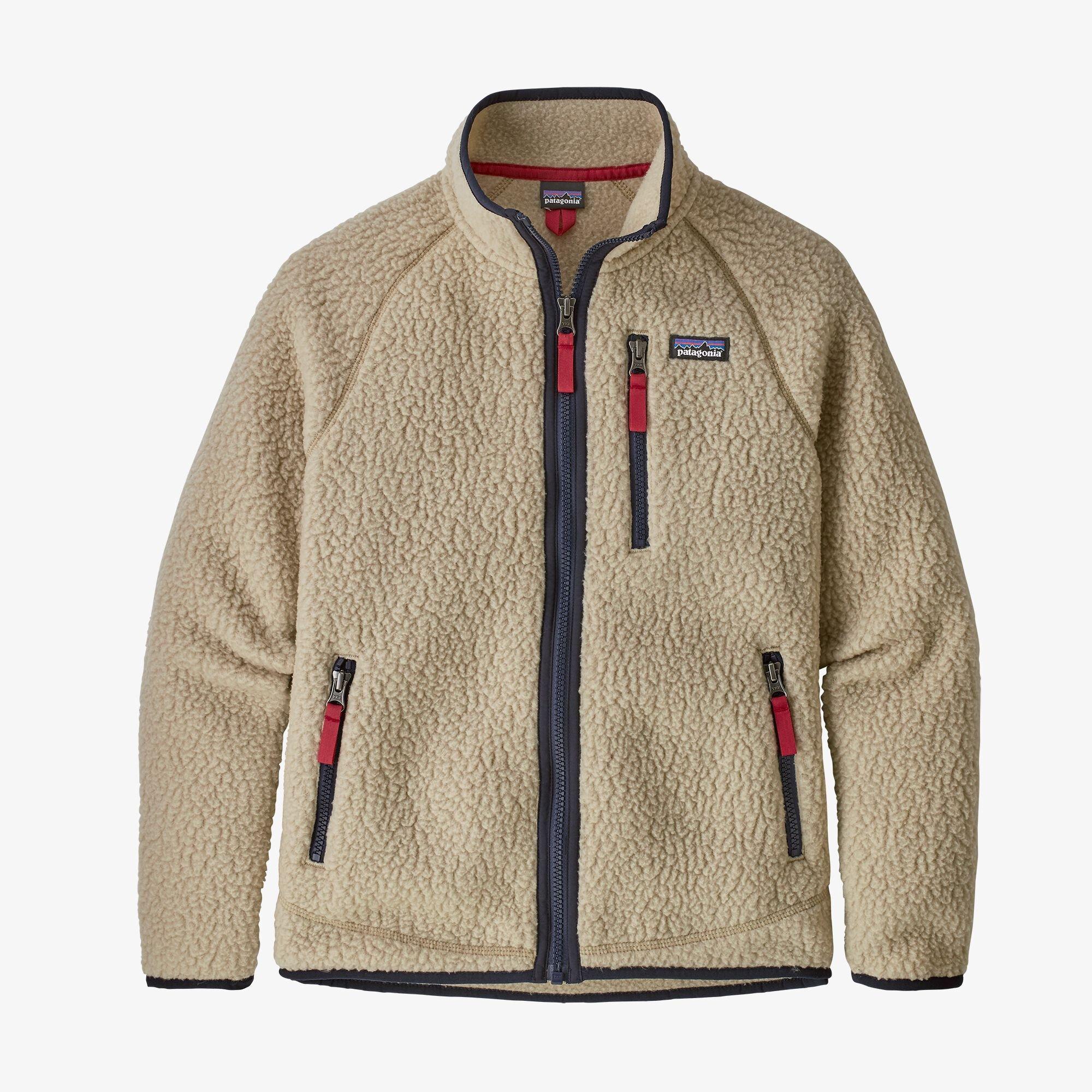 Patagonia Boys Retro Pile Jacket