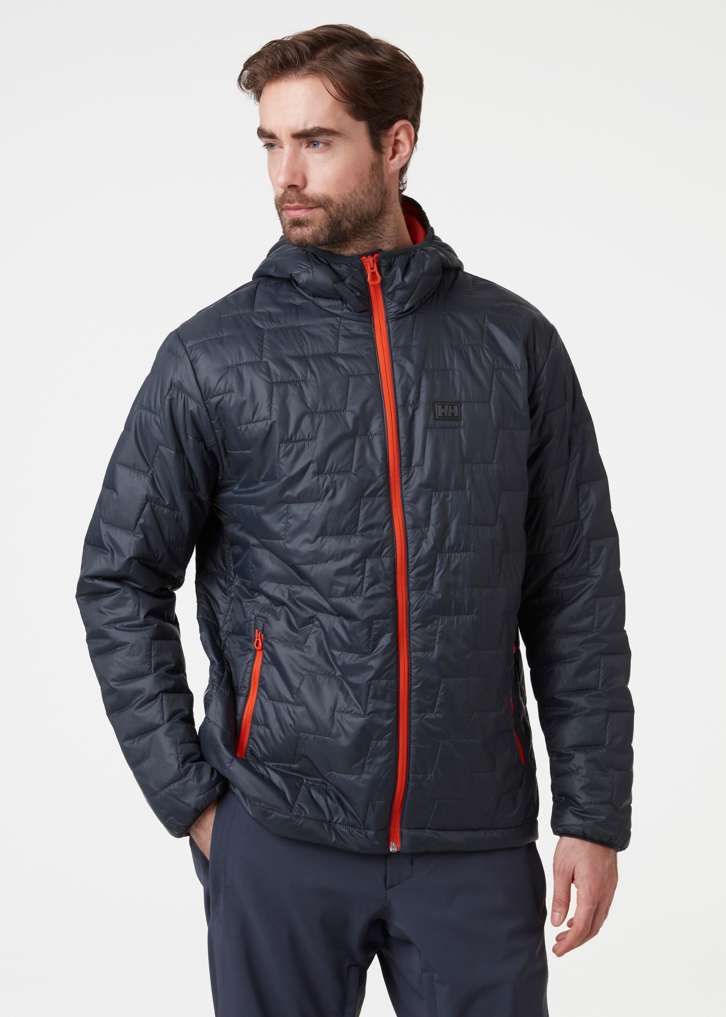 Helly Hansen Lifaloft hooded insulator jacket, herre