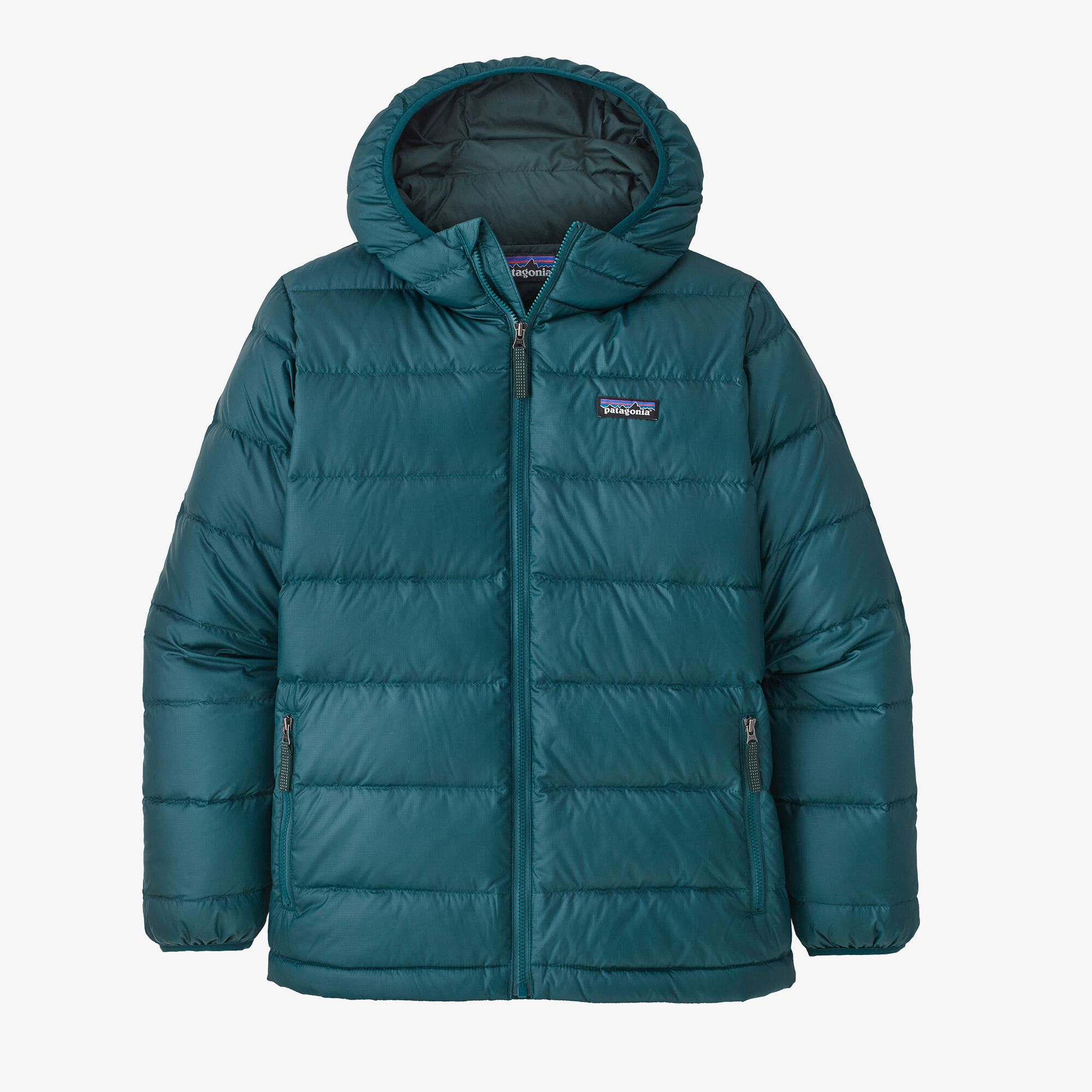 Patagonia Boys Hi-Loft Down Sweater Hoody