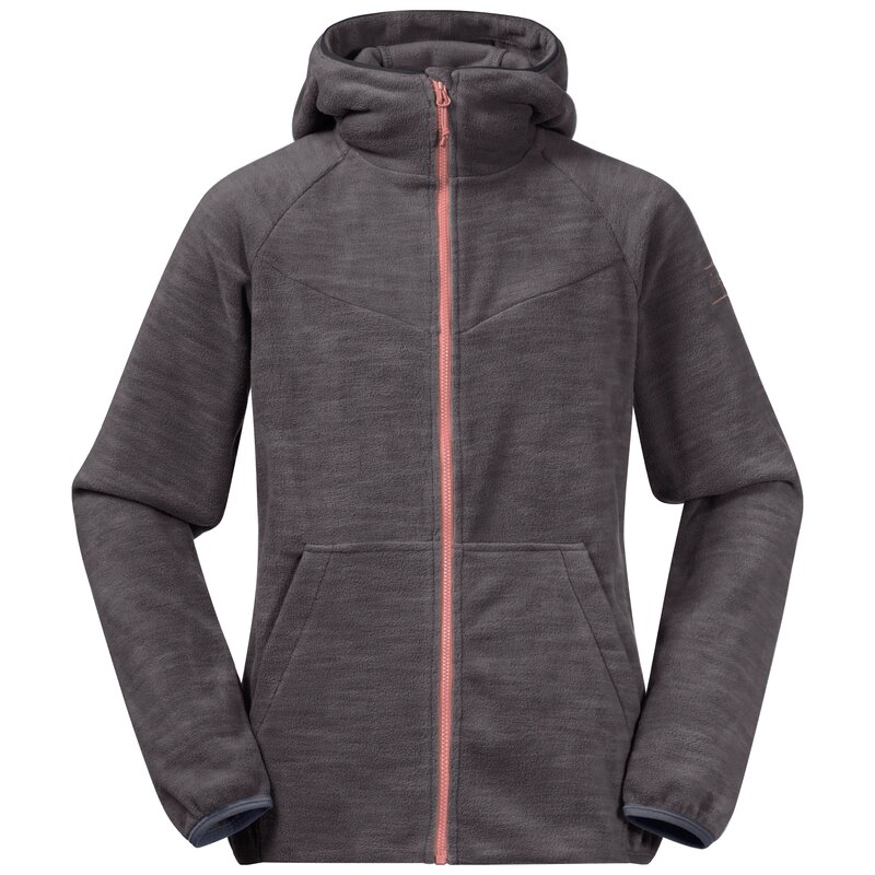 Bergans Hareid Youth Girl Jkt
