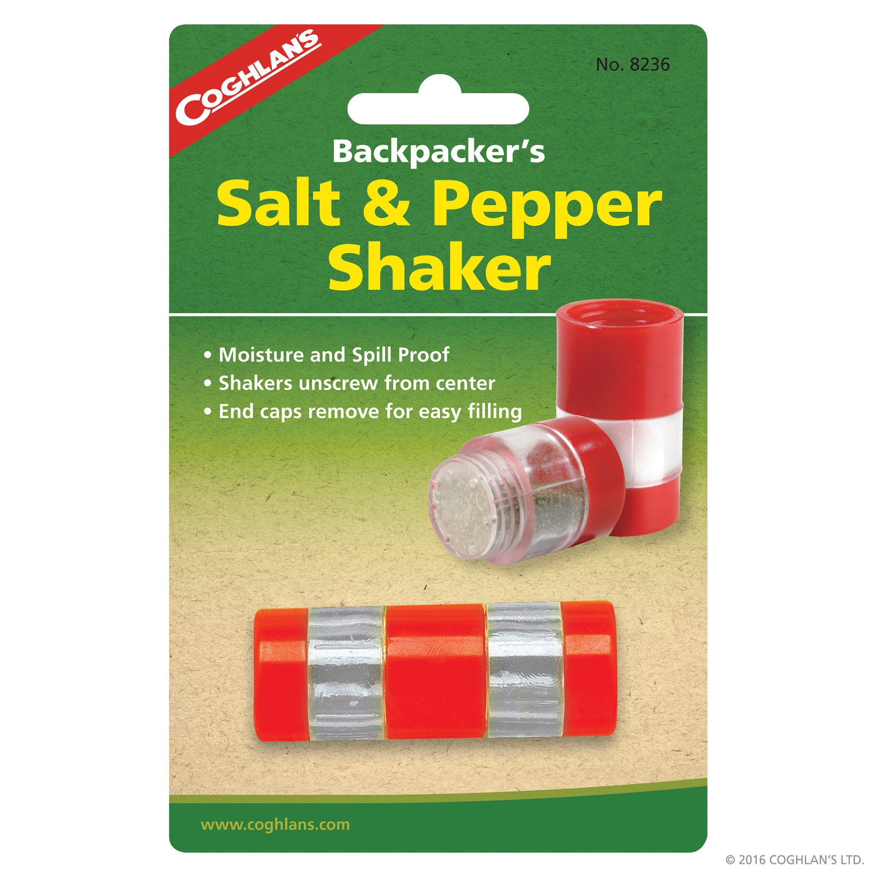 Coghlans Salt & Pepper