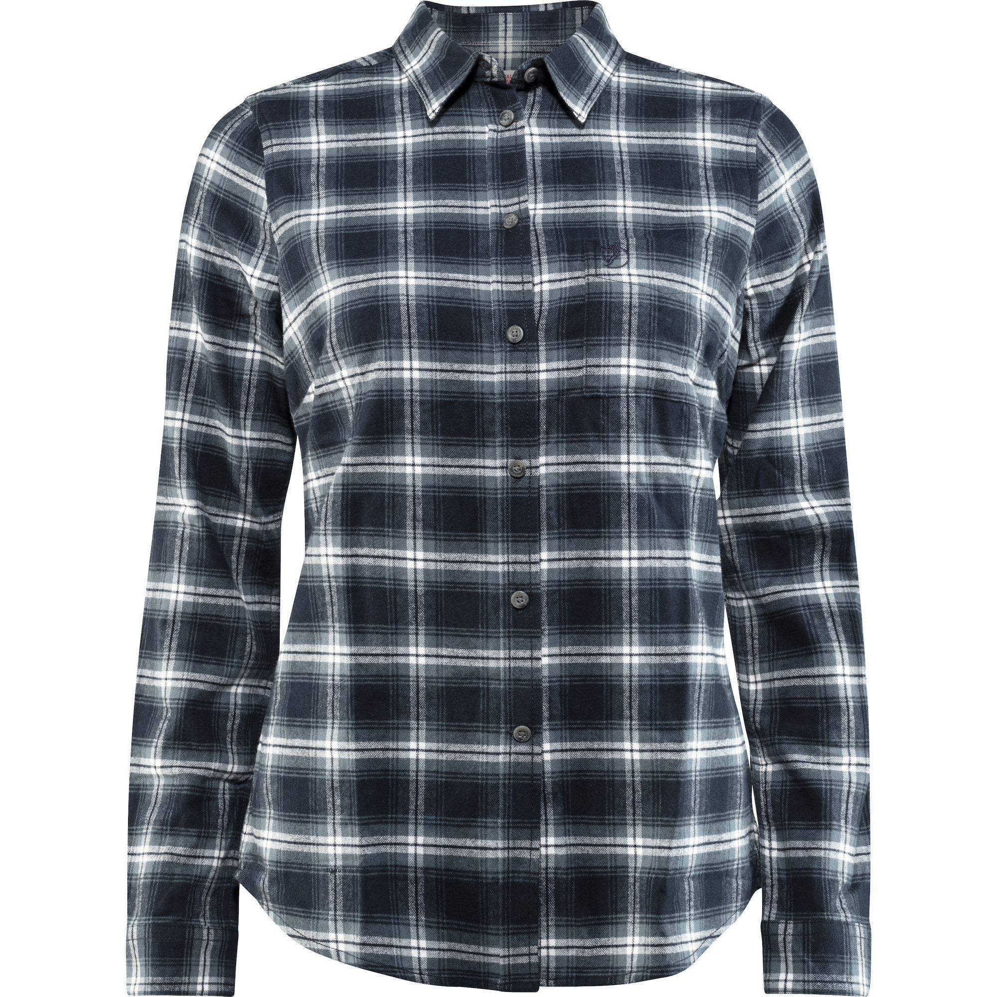Fjällräven Övik Flannel Shirt, W's