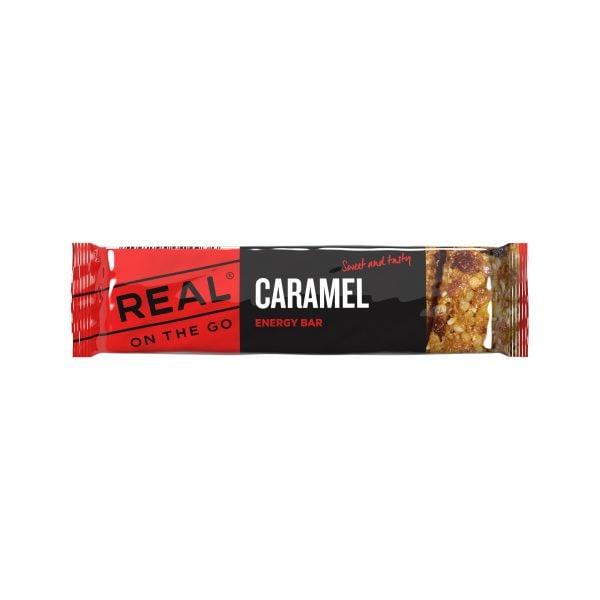 Real Turmat Karamellbar