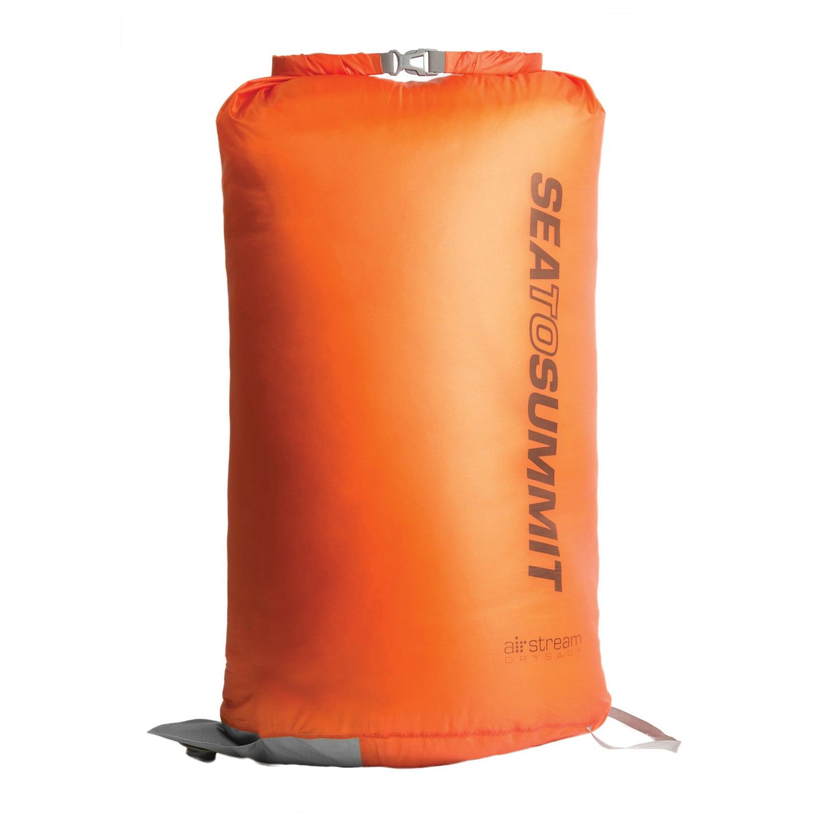 Sea To Summit Air Stream Dry Sack, 20L, Pumpesekk