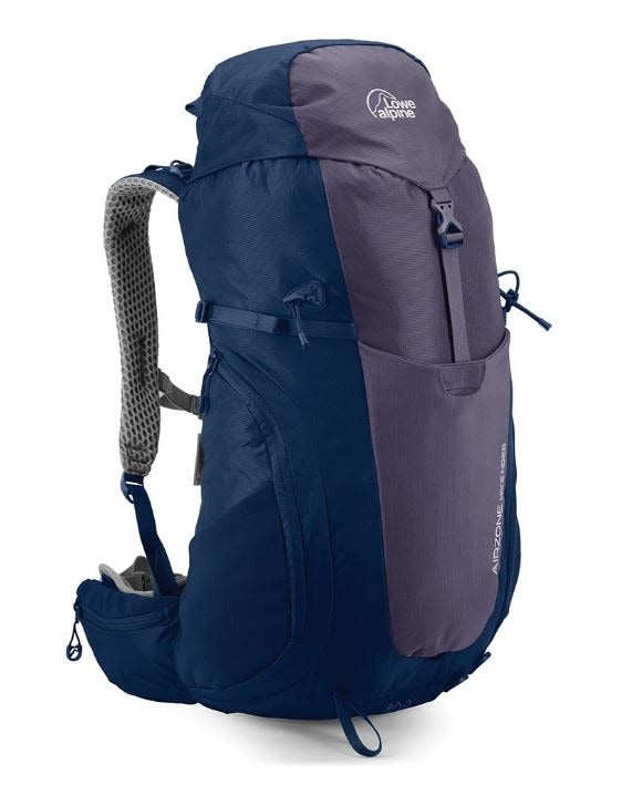 Lowe Alpine AirZone Hike ND 28, Aubergine/Blueprint