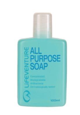 Lifeventure All Purpose Soap, 100ml