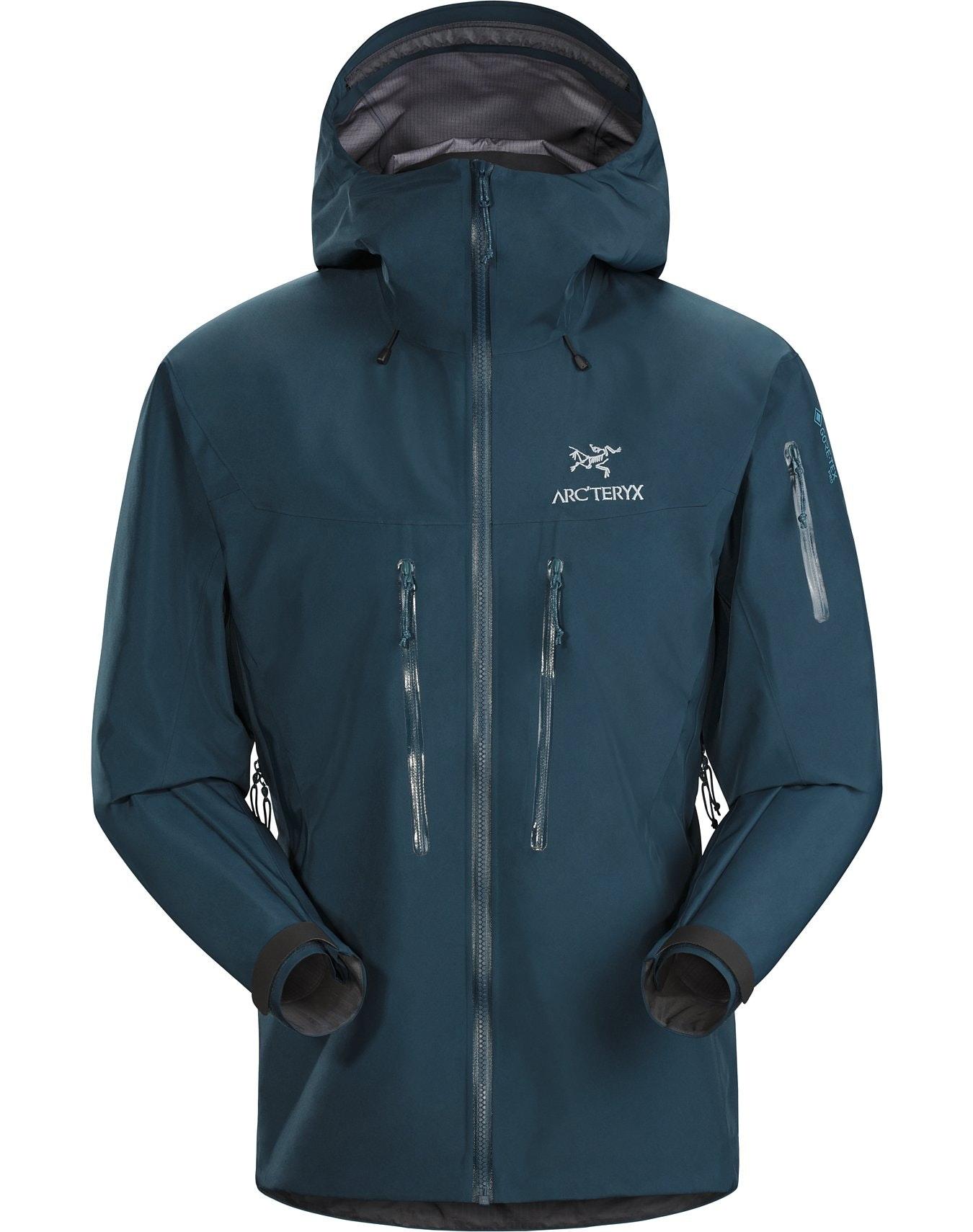 Arc'teryx Alpha SV M's jakke på nett | Hekta På Tur Hekta