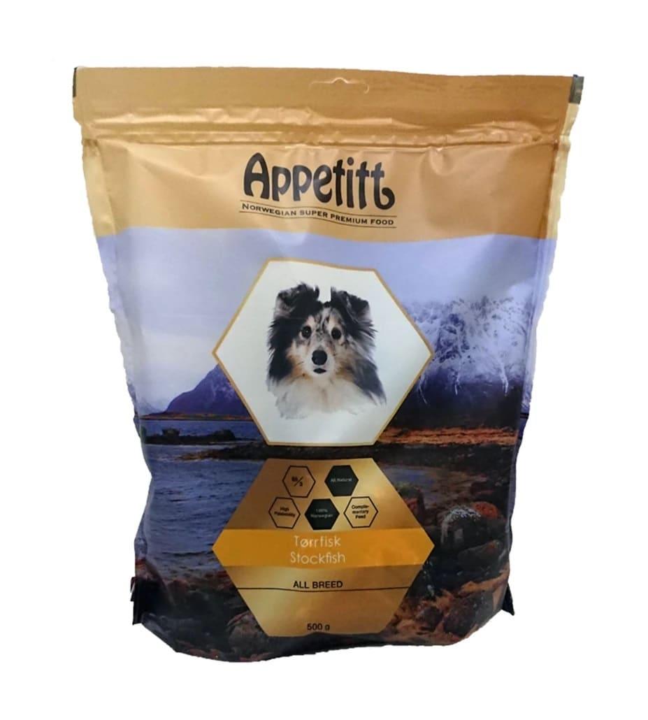 Appetitt Tørrfisk 500 gram