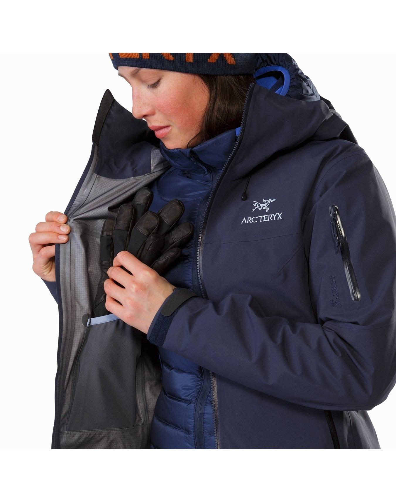 Arc'teryx Beta SV W's jakke på nett | Hekta På Tur Hekta