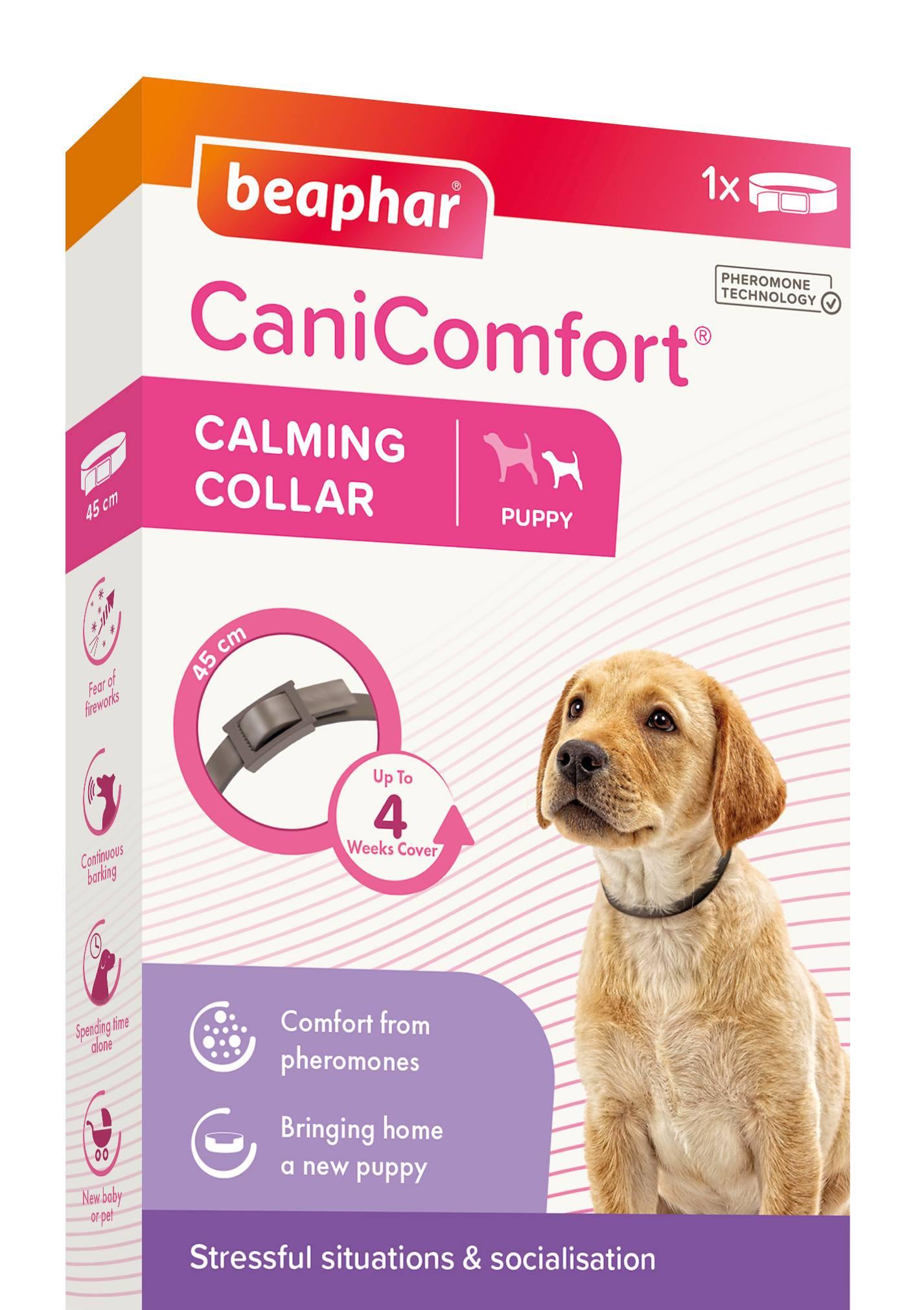 Beaphar CaniComfort Collar Puppy 45cm Hund