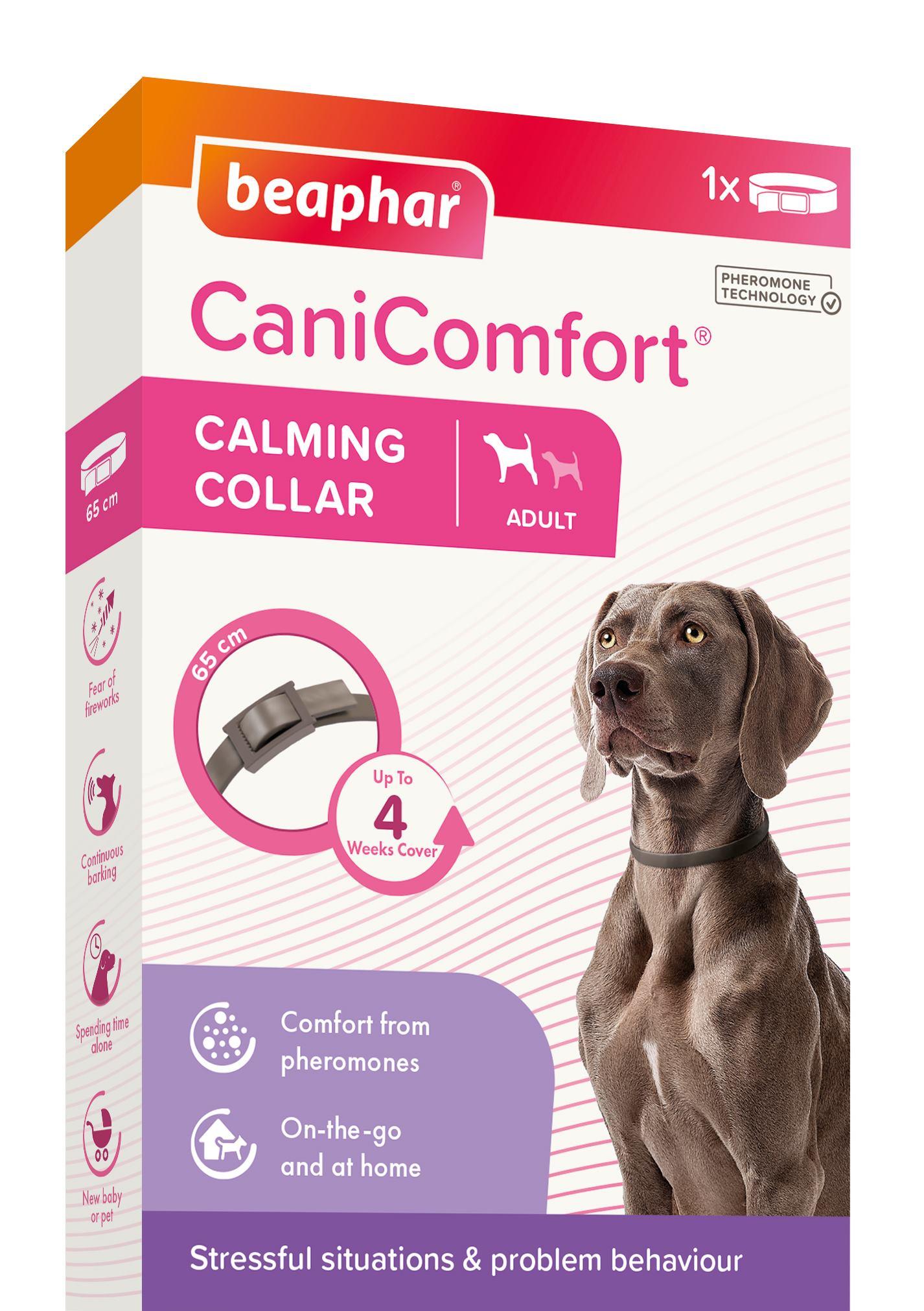 Beaphar CaniComfort Collar Dog 65cm