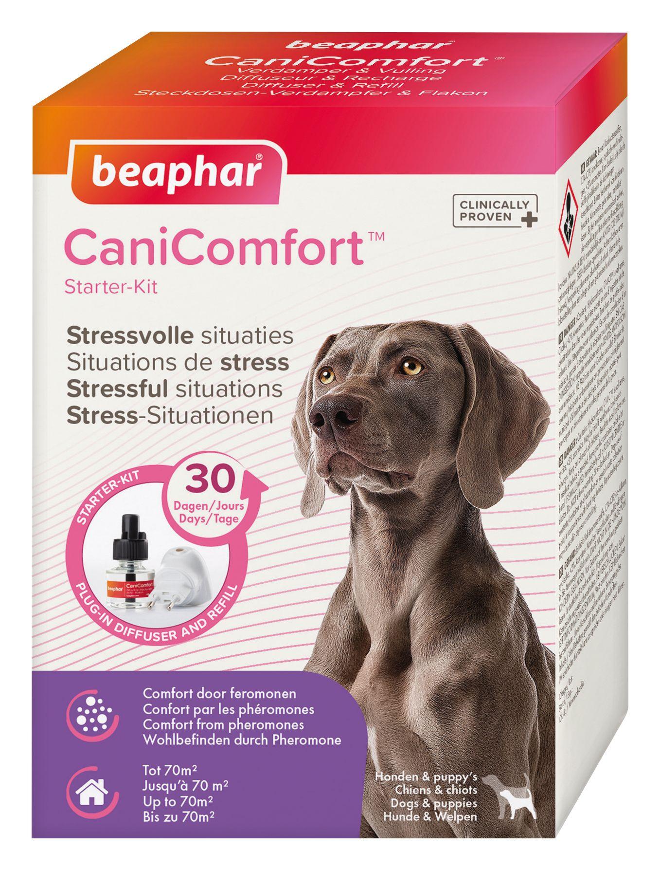 Beaphar CaniComfort Diffuser Sett Hund