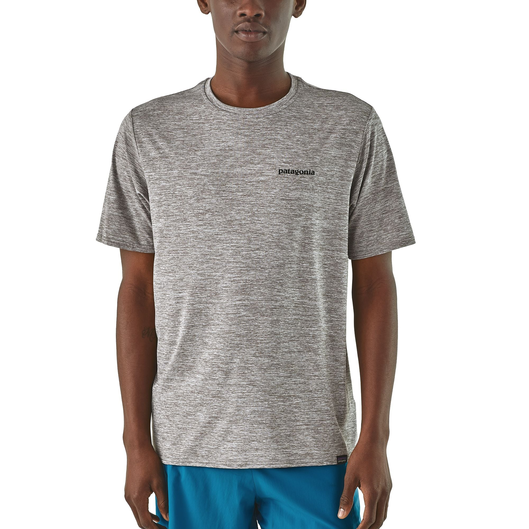 Cap Cool Daily Graphic T-shirt Feather Grey 2
