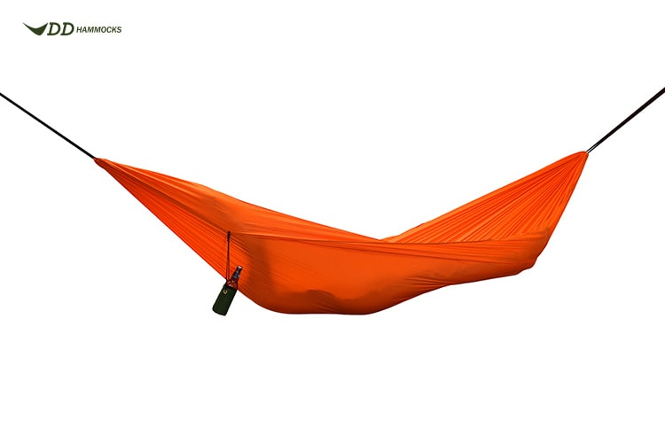 DD Hammocks Chill Out Hammock, Sunset Orange