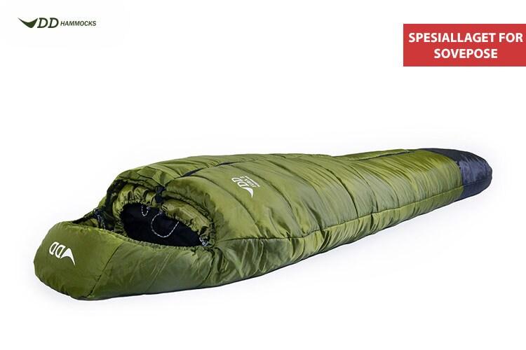 DD Hammocks Jura 2 sovepose